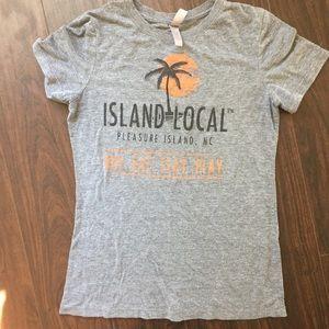 Island Local Soft Cotton T shirt